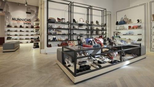 Munnichs – concept de boutique