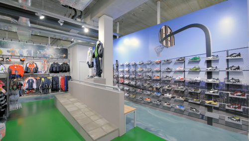 Telstar Sport, Zwolle : boutique de sport commercial
