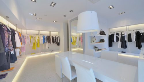 Concept de magasin Fashion – Xclusief Mode