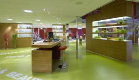Design concept Fitness et Sports : Centre Julien, Lienden
