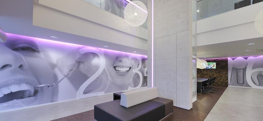 Interieur De Cabinet Dentaire Arratoon Par Wsb Interieur