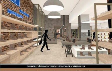 Boutique de chaussures Bronkhorst