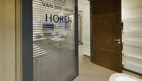 Van der Leeuw – concept de boutique d'audioprothése