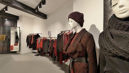 Kemperman Mode Bruxelles – Concept de magasin Fashion