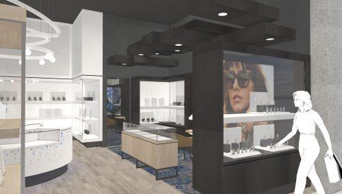 Prochainement: Nouveau concept de magasin pour Bijouterie Laurent.