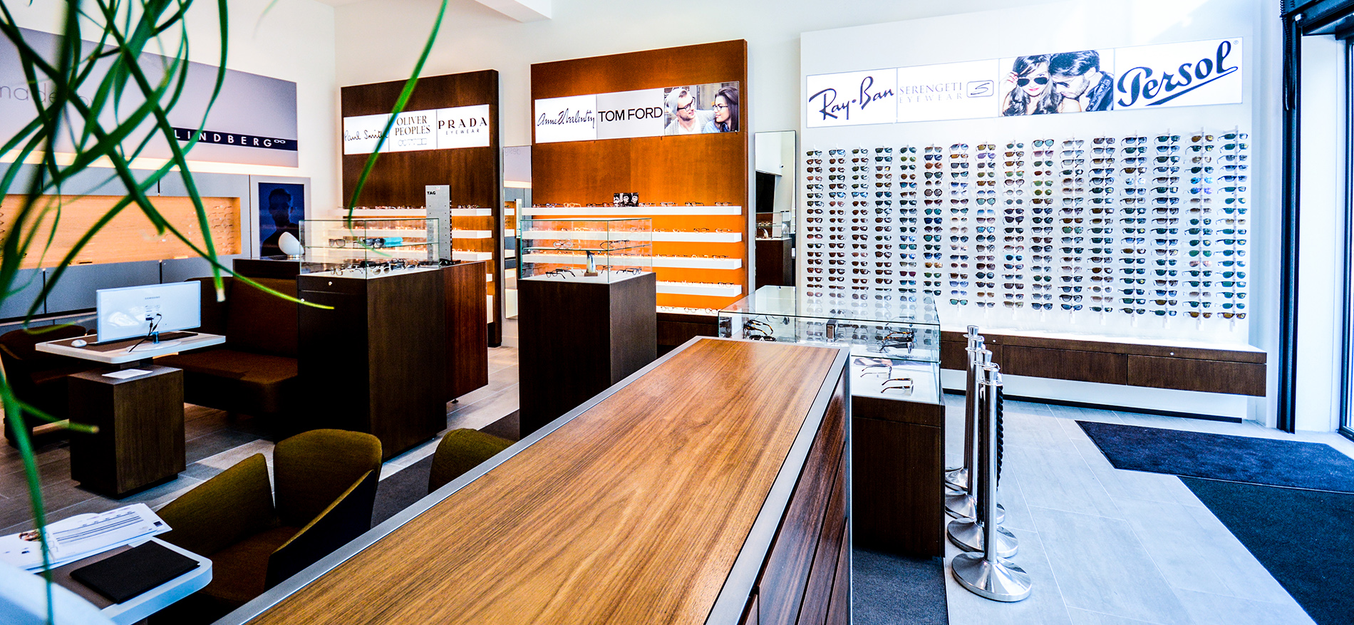 design optical store