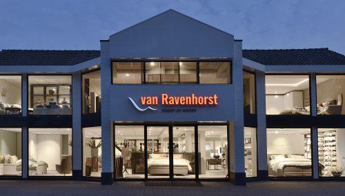 905 m2 Van Ravenhorst Slapen en Wonen | Stoutenburg, Ontwerp interieur