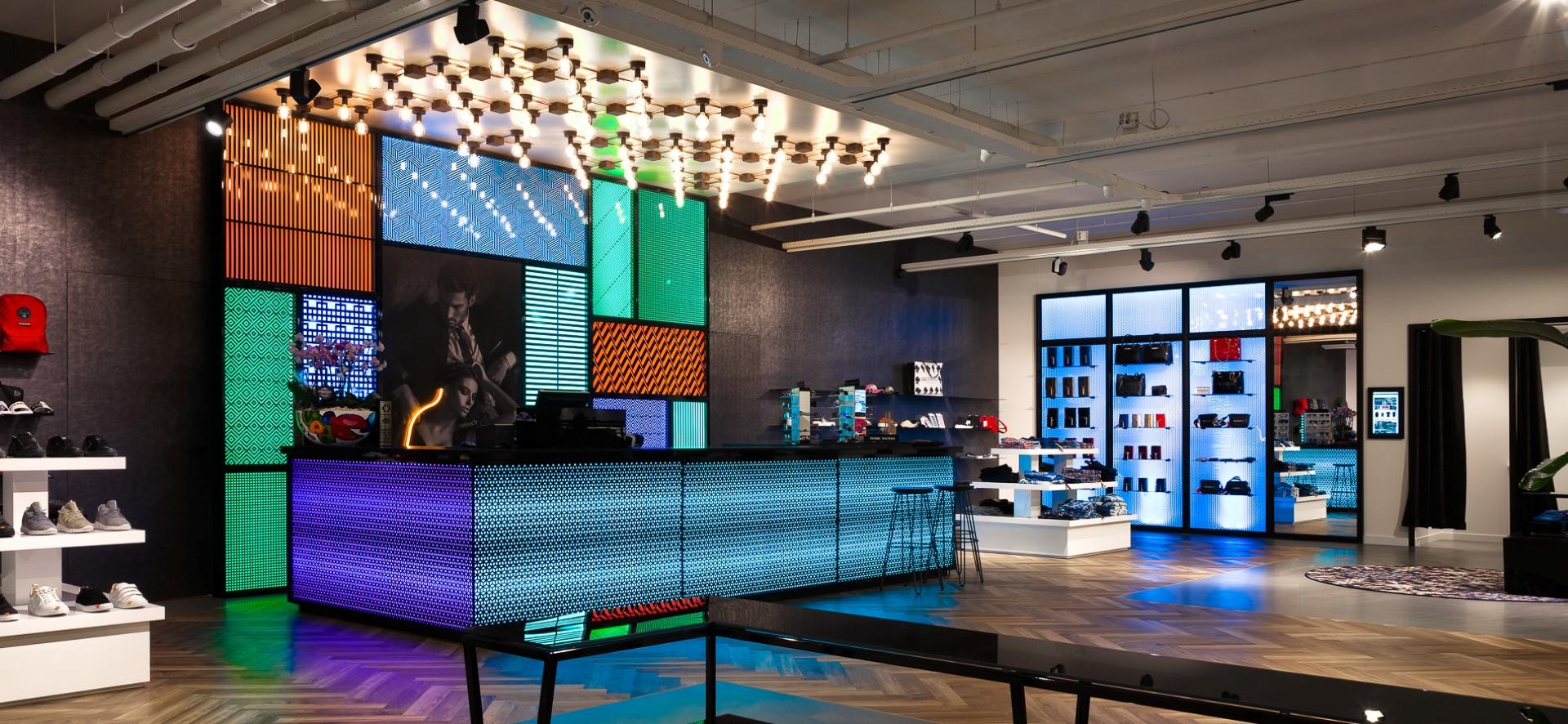 Eddy's Eindhoven   Création de la Boutique par WSB Concept