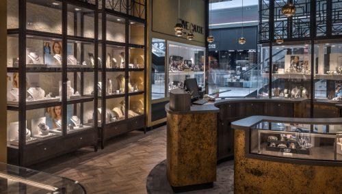 Bijouterie Rive Gauche | Winkelcentrum Cloche d'Or, Luxembourg