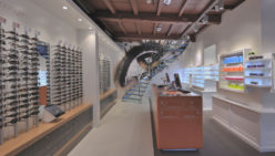 Concept de magasin d optique Jochem