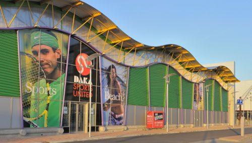 Daka Sport intérieur & design