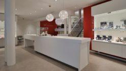 Concept bijouterie van Bellingen (BE) – WSB Agencement