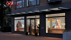 Hulleman Optique, Soestdijk: Magasin royal