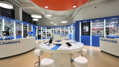 Coolblue – concept de magasin
