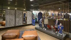 Peter Shop – Concept d'agencement de mode