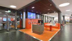 Concept de magasin pour Cyberport – Munich / Vienne