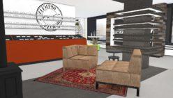 Aménagement boutique: De Romph Optique et Nuytinck Opticien