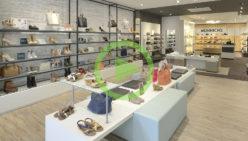 Concept de magasin pour Munnichs Chaussures