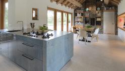 Concept personnalisé pour villa.
