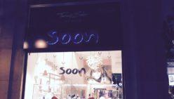 Ouverture Soon Luxembourg: Agencement bijoux par WSB Concept de magasin