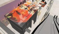 Nouveau concept de magasin pour Plusminus Optic Schifflange Luxembourg