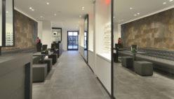 Gobert Optique Knokke nouveau intérieur