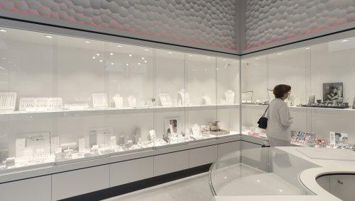 Bijouterie Laurent – Mons (BE) : Conception de la nouvelle boutique