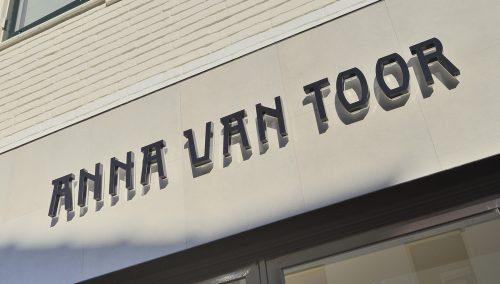 Anna van Toor – Project avec un nouveau concept