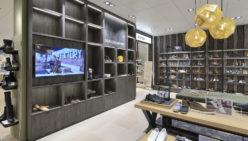 Shop-in-shop Dungelmann Chaussures dans Berden Mode à Uden