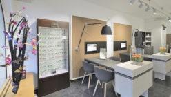 Optique Klöckner: Un intérieur de magasin rénové