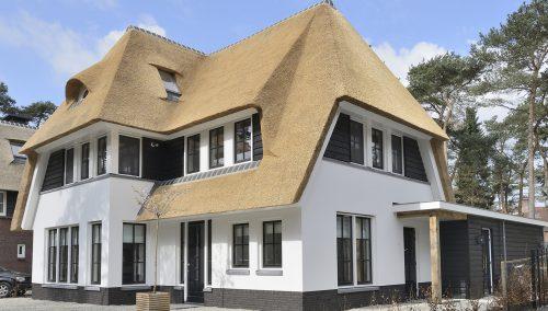 L'habitat résidentiel de Kerckebosch à Zeist