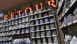 Retour Jeans et centre commercial de Ruremonde