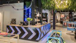 Bubbles & Bo | Aménagement de magasin spectaculaire